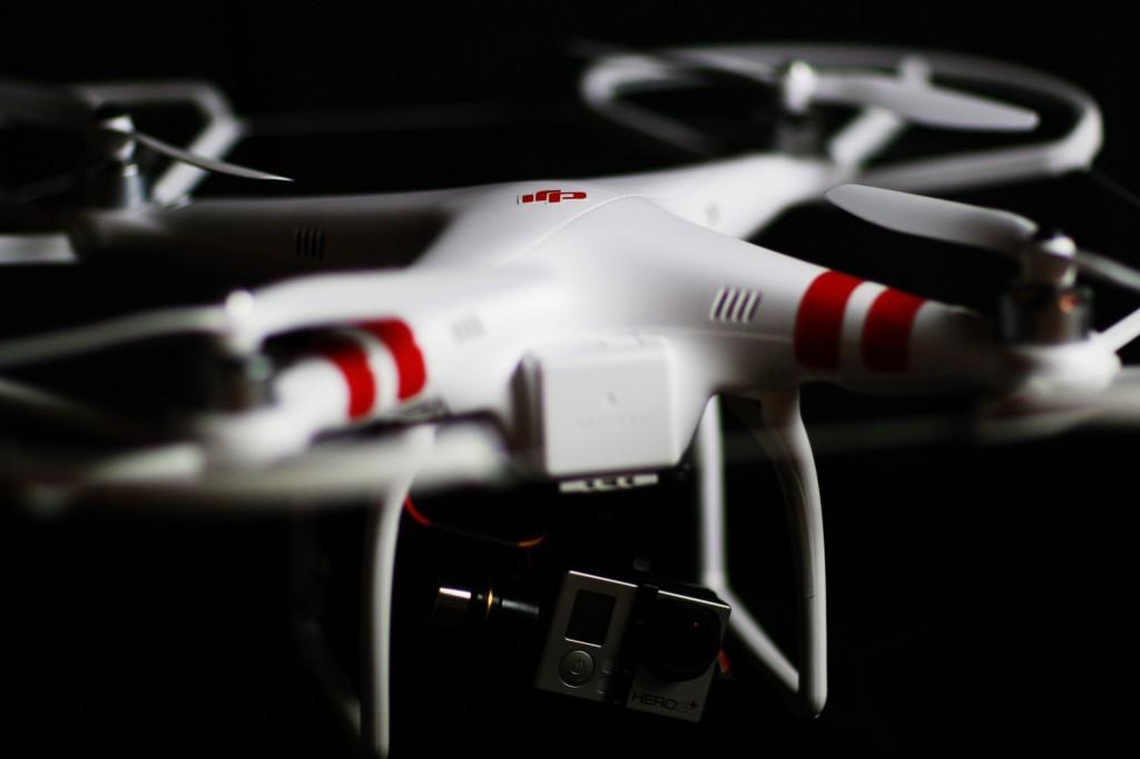 Imagefilm - Technik Unsere neue Video-Drohne - Blendeauf.eu - Imagefilme & Portraitfotografie